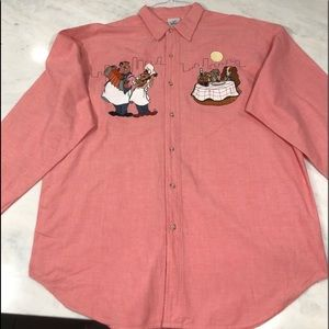 Vintage Disney Store Lady and the Tramp Shirt